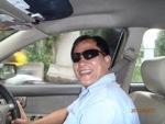 Bangkok cabbie