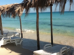 Beach at all Memories Azul in Cayo Santa Maria, Cuba. Best beach ever,