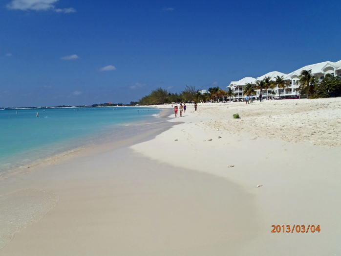 Tied with Cayo Santa Maria, Cuba for best beach I've seen.