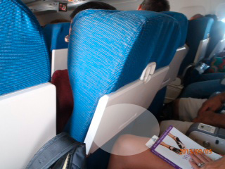 In response she reclined her seat. Reclining begets reclining. Then everyone has a terrible flying experience. & flying | islam-shia.org