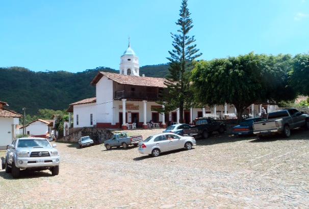 San Sebastian townsite. Worth the visit.