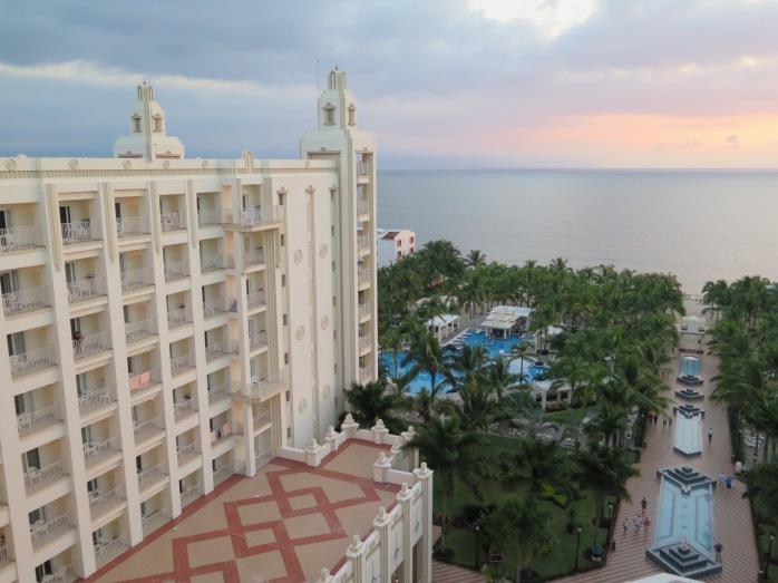 Big resort. Good value.
