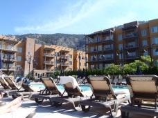 The Spirit Ridge Resort in Osoyoos.